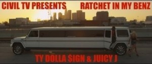 Video: Ty Dolla $ign - Ratchet In My Benz (feat. Juicy J)